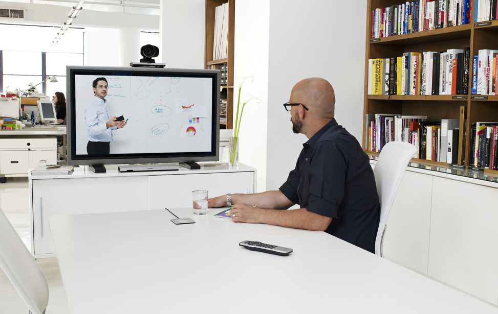 Cisco video conference equipment